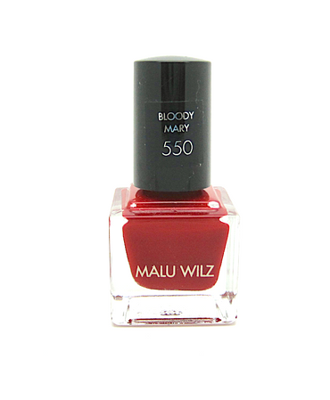 Malu Wilz Nagellack Nr. 550 bloody mary 9ml