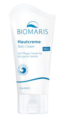 Biomaris Hautcreme NEU pocket mit Parfum 50ml