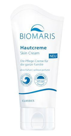 Biomaris Hautcreme NEU pocket ohne Parfum 50ml