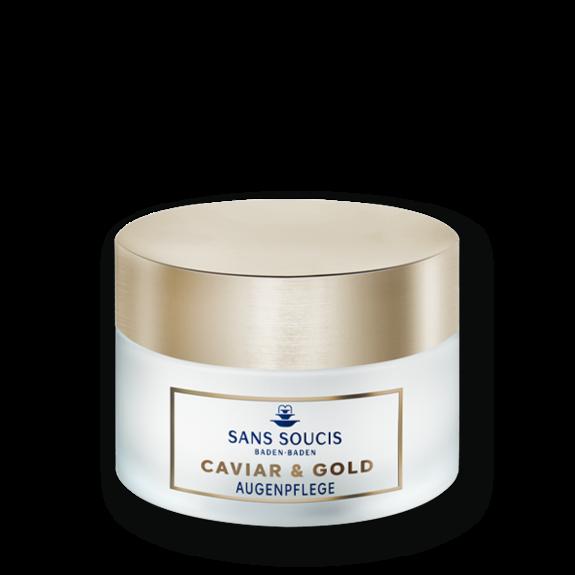Sans Soucis Caviar & Gold Augenpflege 15ml