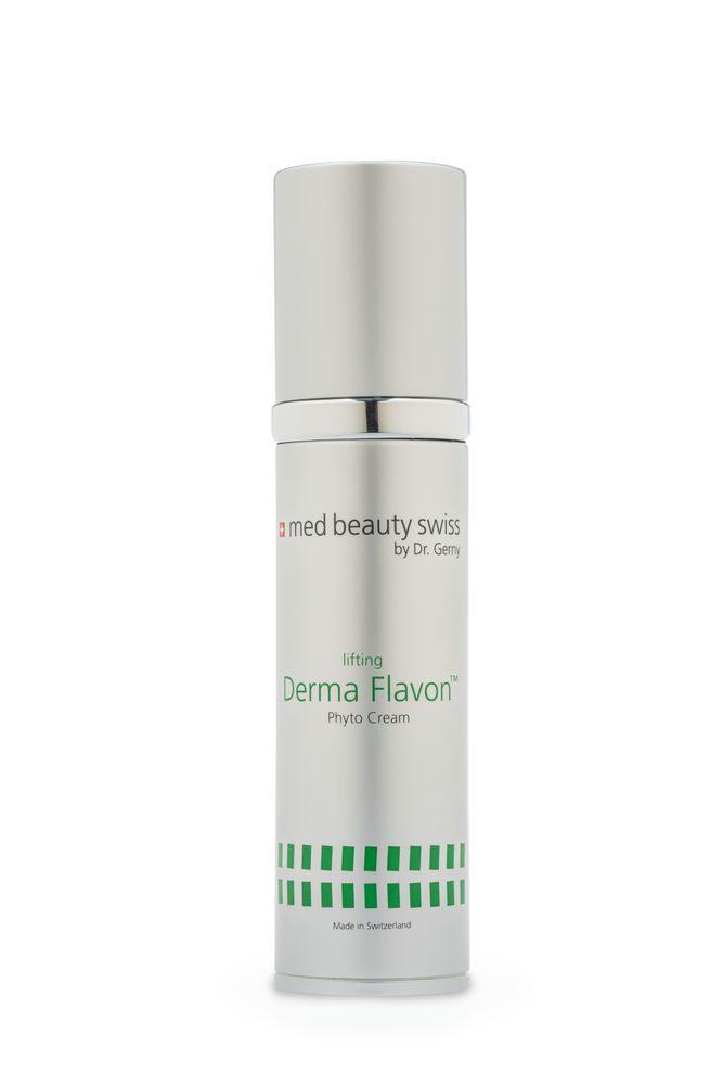 med beauty Lifting Derma Flavon Phyto Cream 50ml - Aufbauende Creme