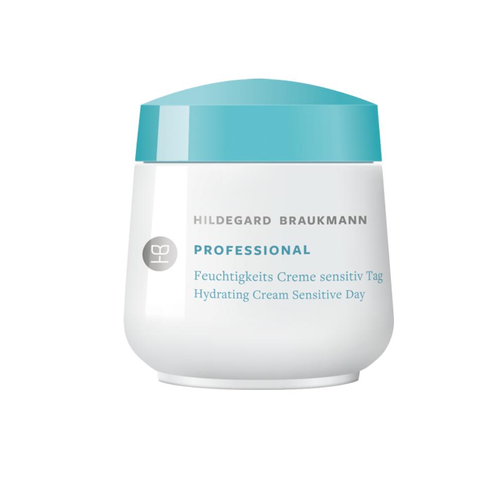 Hildegard Braukmann Professional Feuchtigkeit Creme sensitiv 50ml