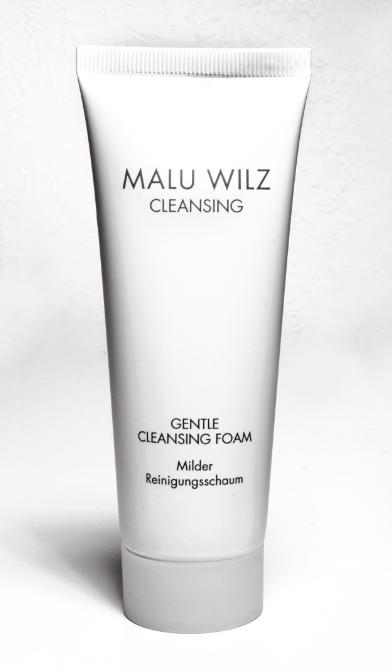 Malu Wilz Gentle Cleansing Foam 75ml - Reinigungsschaum