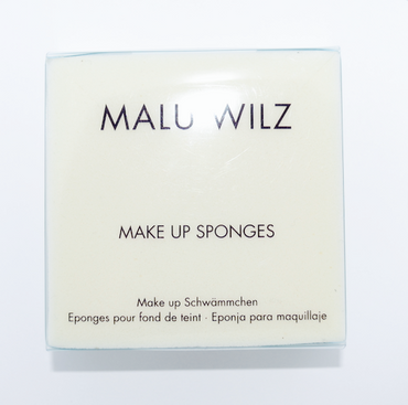 Malu Wilz Make up Sponges eckig 8 Stück