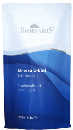 Biomaris Meersalz-Bad 500g