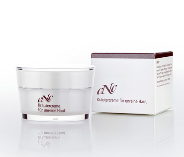 CNC Cosmetic Kräutercreme unreine Haut 50ml