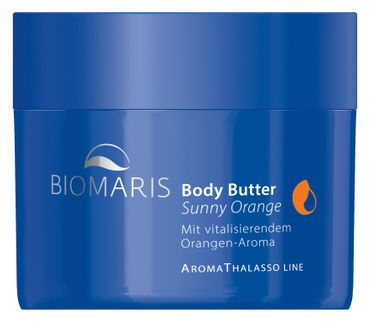 Biomaris Aroma Thalasso Body butter sunny orange 200ml