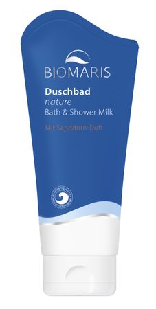 Biomaris nature Duschbad Sanddorn 200ml