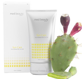 med beauty Sun Care After Sun Gel 150ml