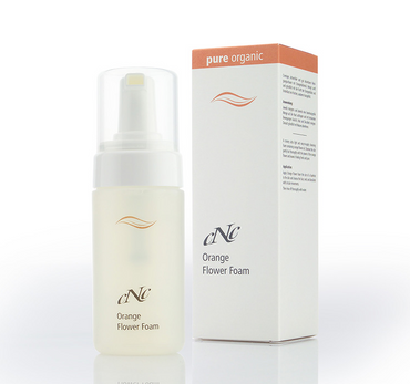 CNC Cosmetic Pure Organic Orange Flower Foam 100ml