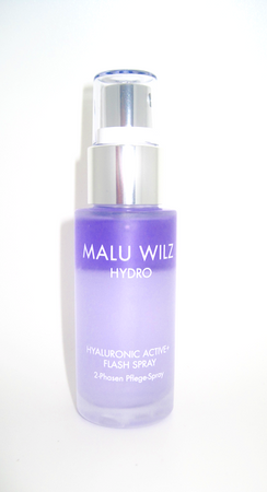 Malu Wilz Hyaluronic ACTIVE plus Flash Spray 30ml