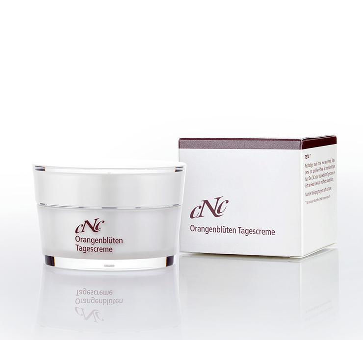 CNC Cosmetic Orangenblüten Tagescreme 50ml