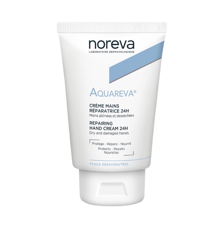 noreva Aquareva regenerierende Handcreme 50ml