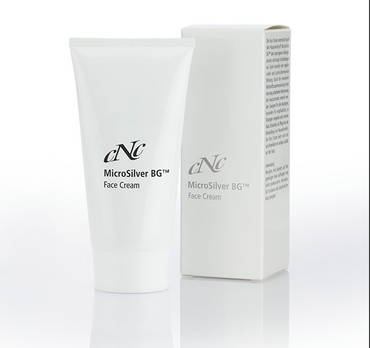 CNC Cosmetic MicroSilver Face Cream 50ml