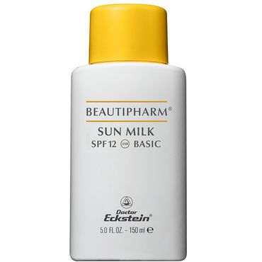 Doctor Eckstein Beautipharm Sun Milk SPF 12 Basic 150ml