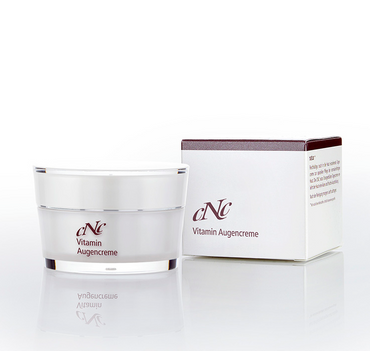CNC Cosmetic Vitamin Augencreme 15ml