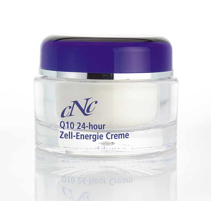 CNC Cosmetic Q10 Zell Energie 24h Creme 50ml