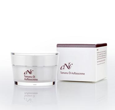 CNC Cosmetic Tamanu Öl Aufbaucreme 50ml