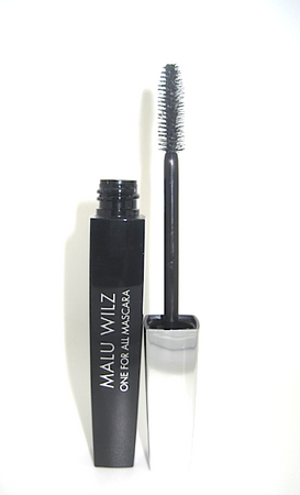 Malu Wilz One for All Mascara schwarz 10ml