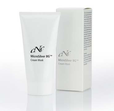 CNC Cosmetic MicroSilver Cream Mask 50ml
