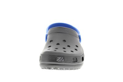CROCS Kinderschuhe Clogs CLASSIC graphite varsity blue preview 3