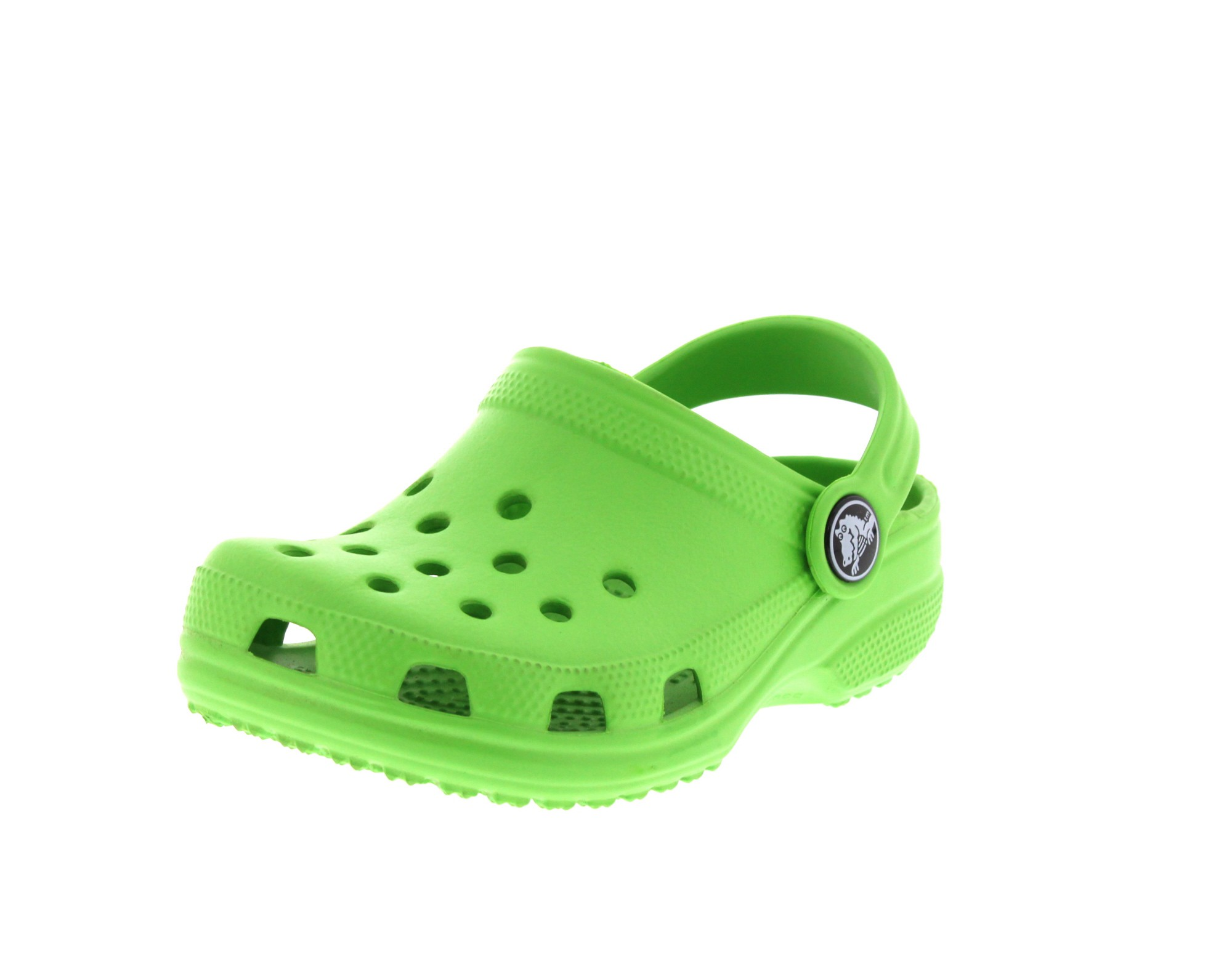 CROCS Kinderschuhe - Clogs CLASSIC KIDS - lime green0