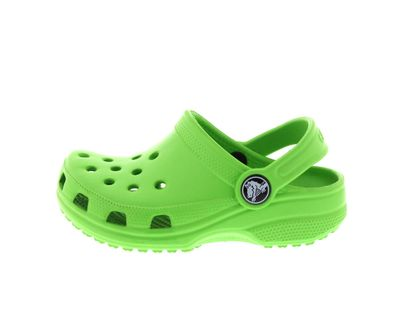 CROCS Kinderschuhe - Clogs CLASSIC KIDS - lime green preview 2