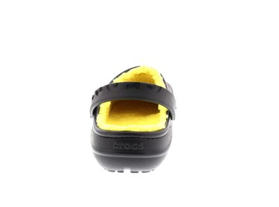 CROCS Schuhe - HILO LINED CLOG - black burst preview 5