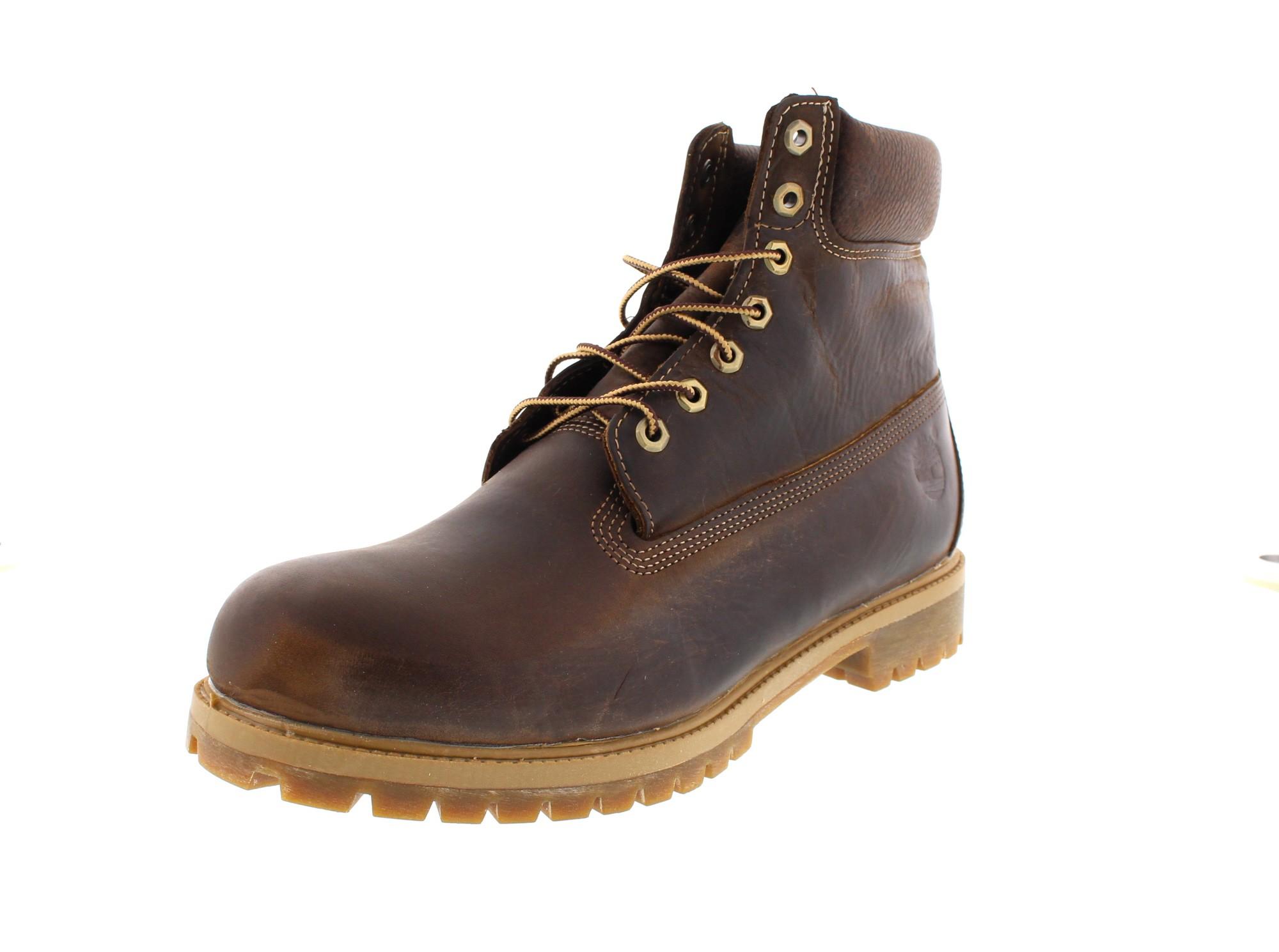 TIMBERLAND in Übergröße 6 Inch Premium Boot 27097 brown
