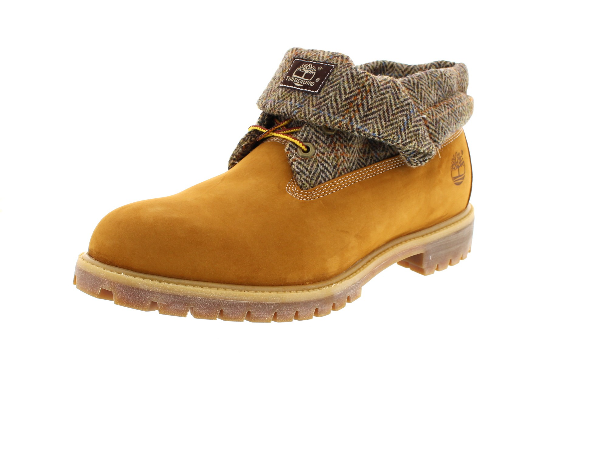TIMBERLAND in Übergröße - ROLL TOP FF A11R7 - wheat