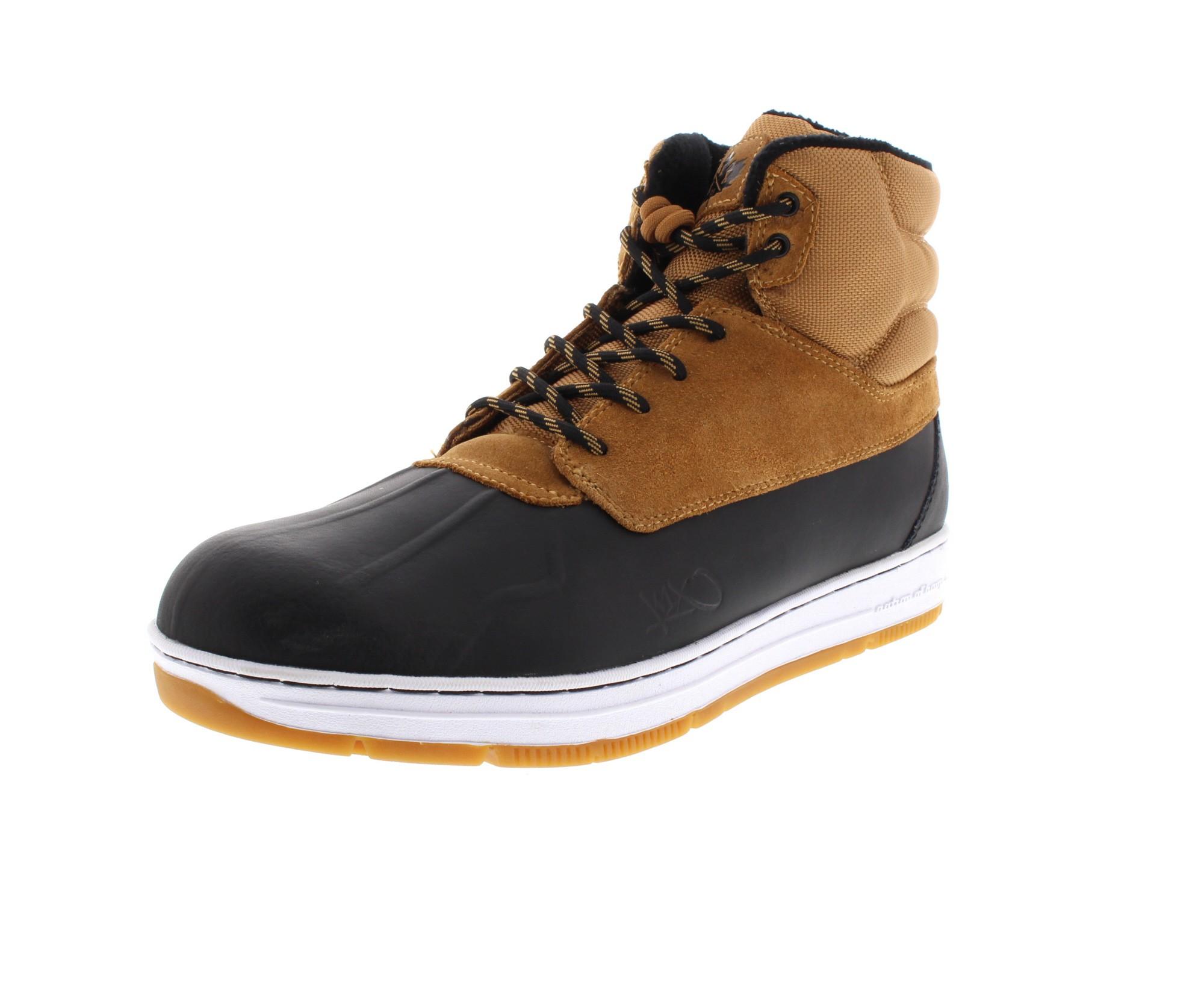 K1X in Übergrößen - Boots SHELLDUCK - honey black
