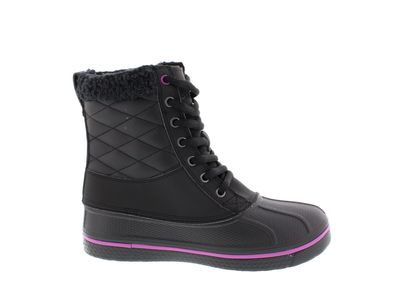 CROCS - AllCast Waterproof Duck Boot - black viola preview 4