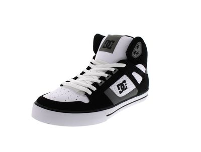 DC in Übergröße SPARTAN HIGH WC 302523 - black grey white