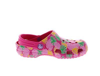 CROCS Kinderschuhe - CLASSIC Tropical Clog - candy pink preview 4