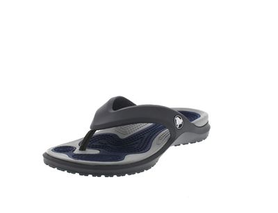 CROCS Schuhe - Zehentrenner MODI FLIP - charcoal light grey