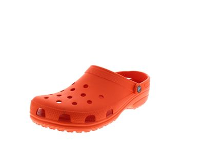 CROCS Schuhe - Clogs CLASSIC in Übergrößen - tangerine