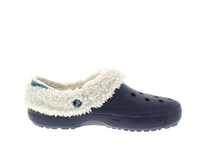 CROCS - Gefütterte Clogs MAMMOTH EVO - navy oatmeal preview 4