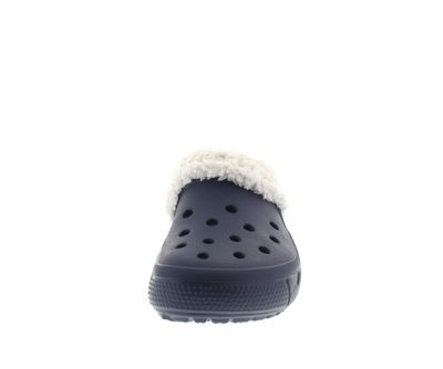 CROCS - Gefütterte Clogs MAMMOTH EVO - navy oatmeal preview 3