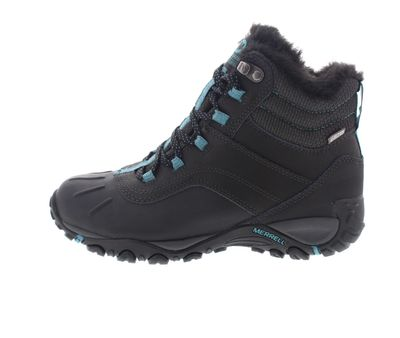 MERRELL - Stiefel ATMOST MID WTPF - black brittany blue preview 5