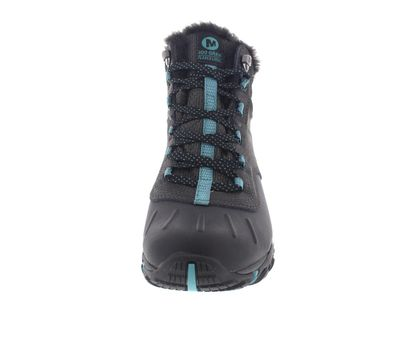 MERRELL - Stiefel ATMOST MID WTPF - black brittany blue preview 3