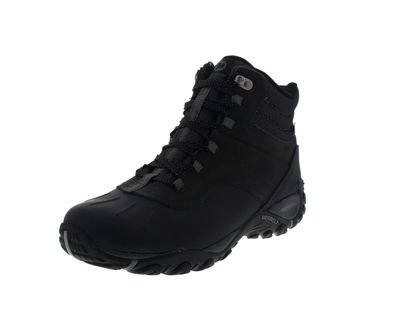 MERRELL - Stiefel ATMOST MID WTPF - black castle rock preview 1