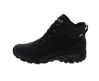 MERRELL - Stiefel ATMOST MID WTPF - black castle rock preview 2