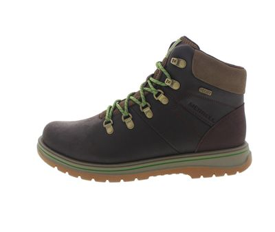 MERRELL - Stiefel BOUNDER MID THERMO WTPF - espresso preview 2