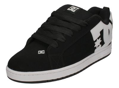 DC Sneaker in Übergrößen COURT GRAFFIK 300529-001 black