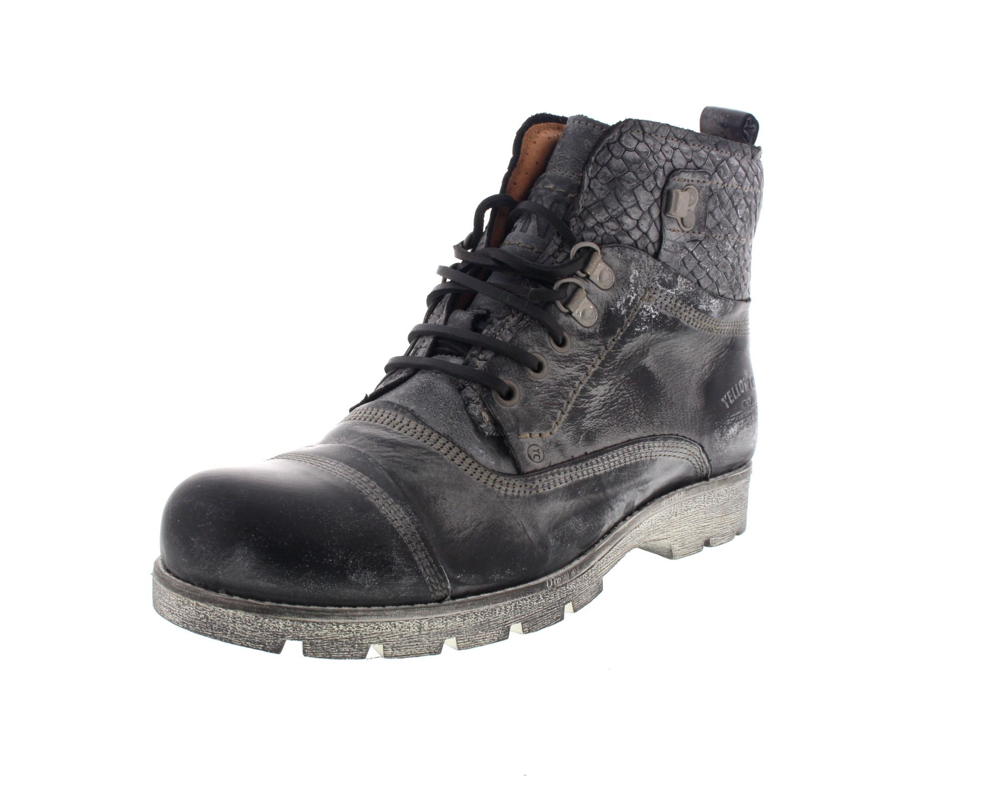 YELLOW CAB Schuhe - Boots NEW GEAR Y15341 - black-0