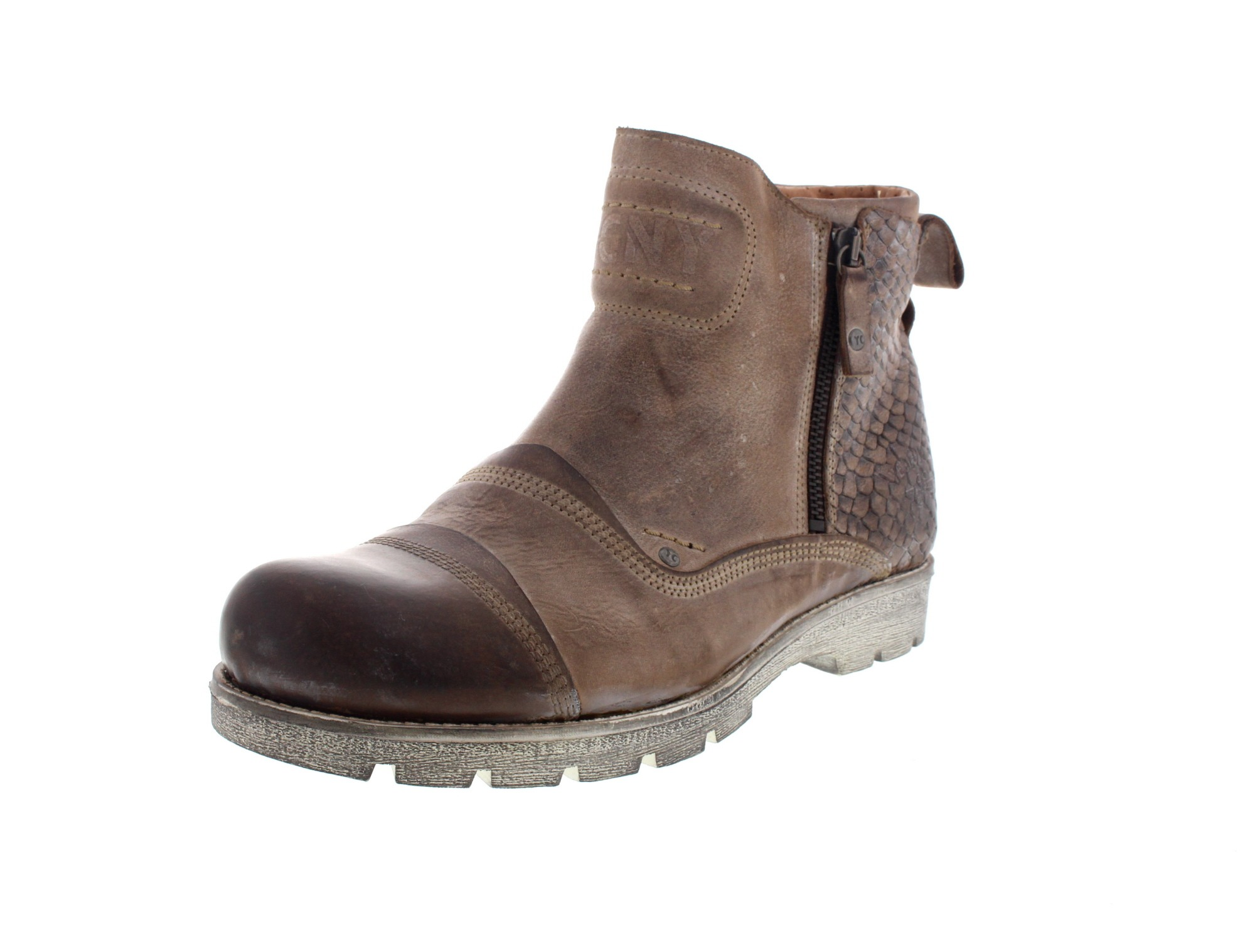 YELLOW CAB Schuhe - Boots NEW GEAR Y16067 - tan-0