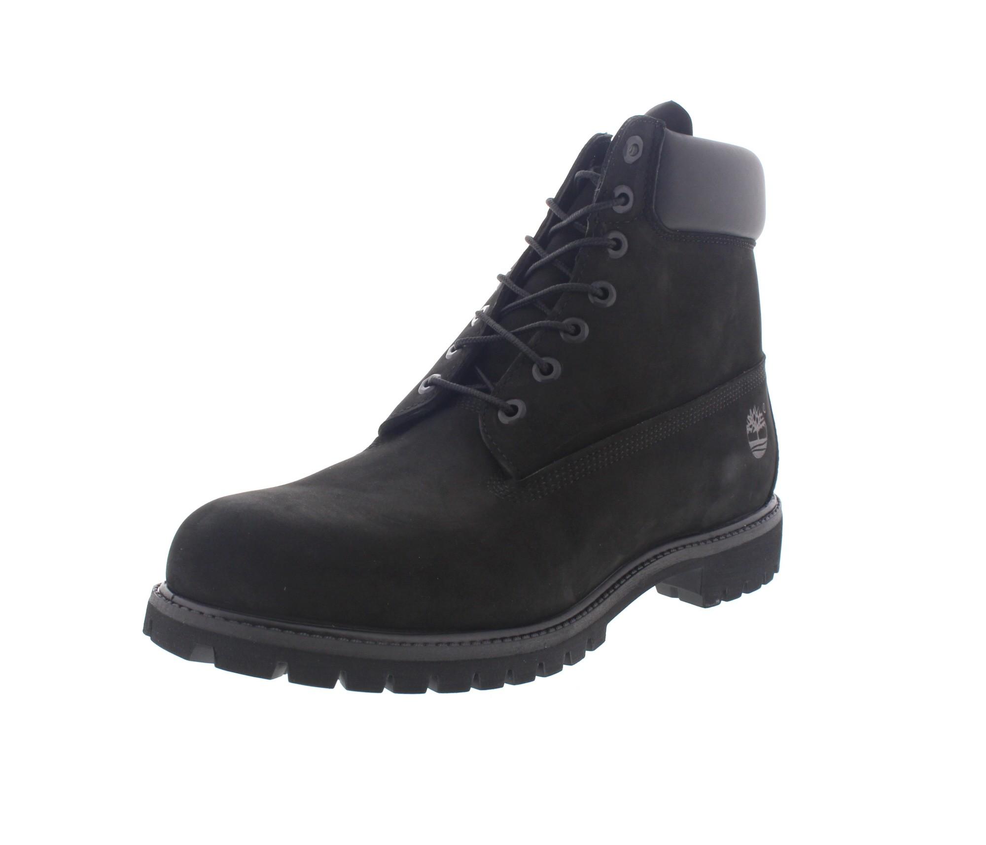 TIMBERLAND in Übergröße 6 Inch Premium Boot 10073 black