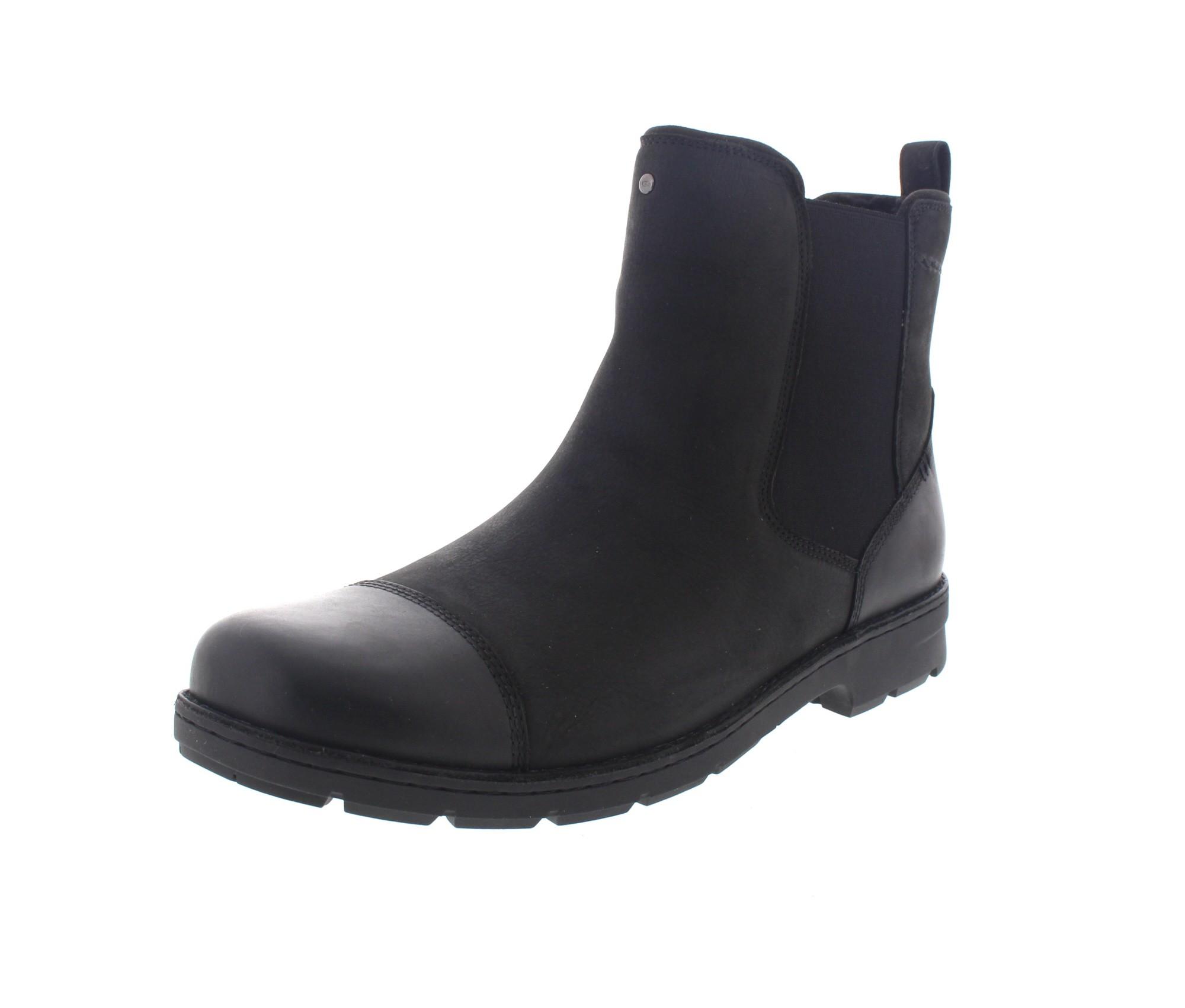 UGG in Übergrößen - Herren-Boots RUNYON 1011561 - black