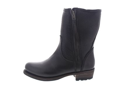 BLACKSTONE Damenschuhe - Stiefel MARY EW74 - black preview 2