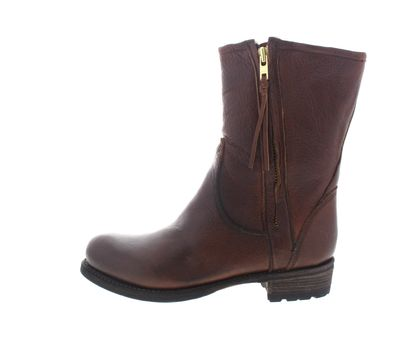 BLACKSTONE Damenschuhe - Boots MARY EW74 - old yellow preview 2